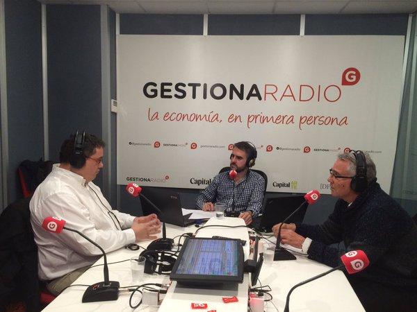 Entrevista Living Cohousing en Gestiona Radio
