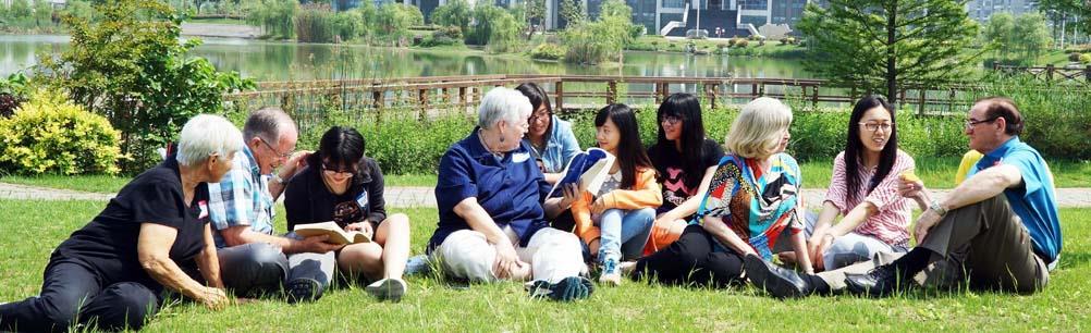 Red Mundial Ciudades Amigables personas mayores