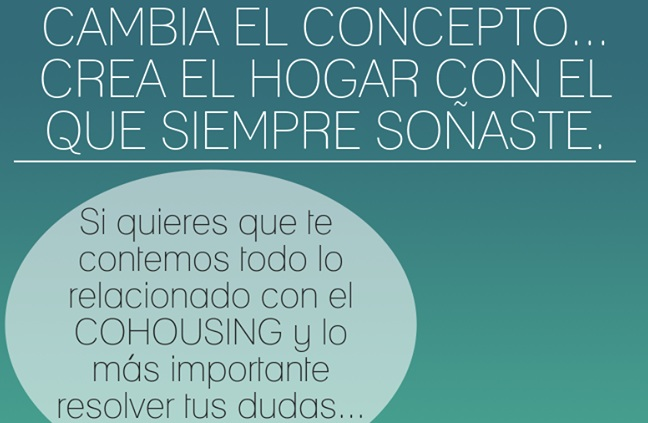 charla living cohousing vallecas